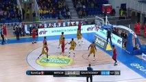 Germani Brescia Leonessa - Galatasaray Istanbul Highlights | 7DAYS EuroCup, RS Round 8