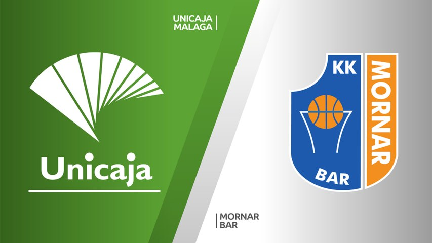 Unicaja Malaga - Mornar Bar Highlights | 7DAYS EuroCup, RS Round 8