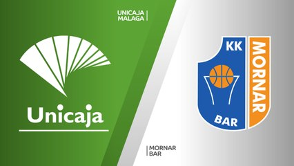 7Days EuroCup Highlights Regular Season, Round 8: Unicaja 111-76 Mornar