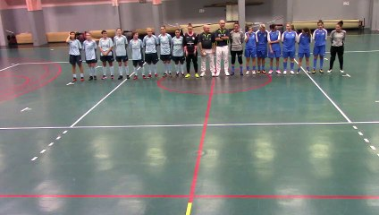 Championnat Feminin - AF Puget vs CSMS La Seyne [mi-temps 1]