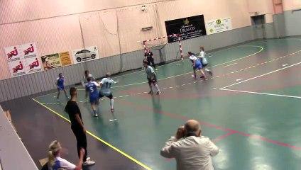Championnat feminin - AF Puget - CSMS [mi-temps 2]