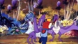 Dino-Riders - 03 - La estampida