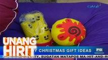Unang Hirit: Patok na Christmas gift items, tampok sa 'Unang Hirit'