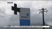 Placée en concurrence illégale, la pharmacie de Papara demande réparation