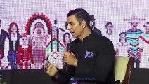 Akshay Kumar Talks On Universal Access To Sanitation On Swachh Bharat