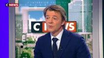 François Baroin à propos des Gilets jaunes : « S'il n'y a aucune ouverture sur la politique gouvernementale, la violence risque de se produire »