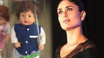 Kareena Kapoor Khan reacts on Taimur Ali Khan's styled doll| Boldsky