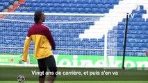 Drogba met fin à sa carrière de footballeur
