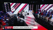 grandes gueules, gg, debat, societe, alain marshall, olivier truchot, rmc, radio, opinion, emission, le match des gg,Marie-Anne Soubré,Caroline Pilastre,Joëlle Dago-Serry