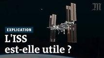 A quoi sert la Station spatiale internationale ?