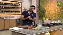 Curried Eggplants and Tomatoes Recipe by Chef Basim Akhund 8 November 2018