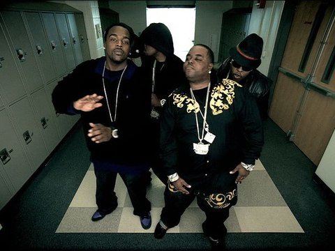 Dem Franchize Boyz - Talkin' Out Da Side Of Ya Neck