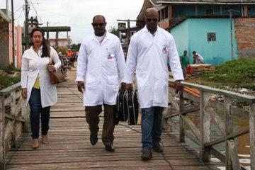 Mais médicos, menos cubanos. Só tem que funcionar