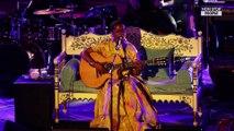 Lauryn Hill en concert à Bercy : malgré son retard, elle fait cette fois-ci l'unanimité