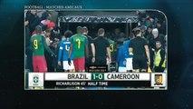 Football: préparation CAN 2019 en raison le Cameroun s'offre un match amical brésil vs Cameroun