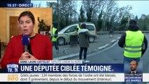 """Gilets Jaunes: une députée dont la permanence a été ciblée témoigne """"C'est une ligne rouge qui a été franchie"""""""