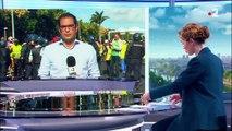 Violences à La Réunion : les militaires arrivent en renfort