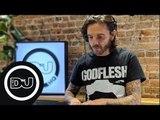 Oscar Mulero Techno Live From #DJMagHQ