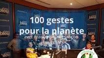 100 gestes pour la planète avec France Bleu Besançon