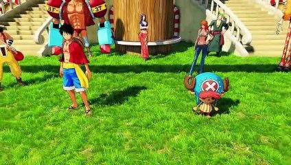 One Piece World Seeker - Release Date Trailer