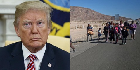 Trump autoriza a tropas estadounidenses a usar fuerza letal contra migrantes