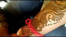 latest arabic mehndi designs | front hand mehndi | simple henna designs