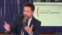 """Pour le député LREM de Paris Hugues Renson, le Champs-de-Mars est """"l'endroit qui permettra de manifester dans les meilleures conditions"""""""