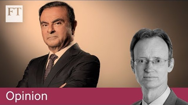 Allegations against Ghosn teach a lesson to executives