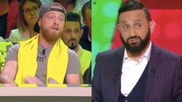TPMP : les téléspectateurs en colère contre Cyril Hanouna qui évoque encore les gilets jaunes !
