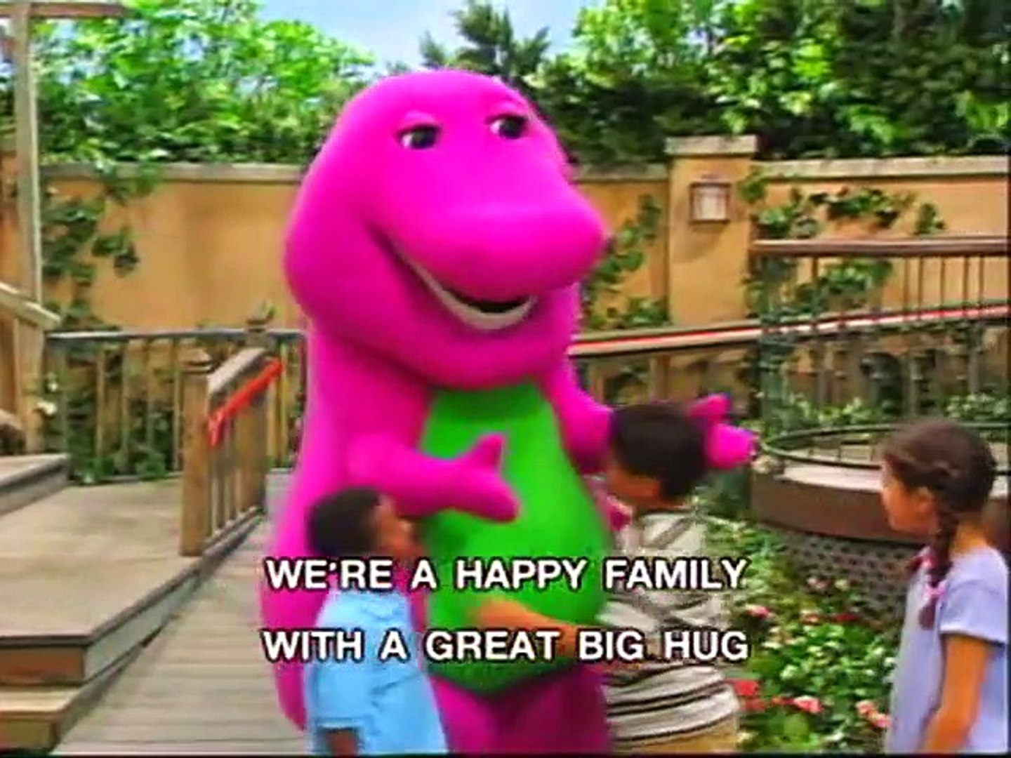 Barney - Theme Song - I Love You Song