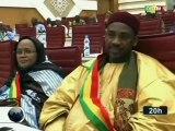 ORTM - Séance plénière à l'Assemblée Nationale portant sur le projet de loi organique portant sur la prorogation du mandat des députés