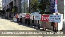 Un gourou sud-coréen emprisonné pour viol sur ses fidèles