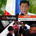 Duterte wants Grades 11, 12 to take ROTC   Midday wRap