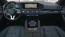 Der neue Mercedes-Benz GLE 4MATIC Interieur Design in Hyacinth Red