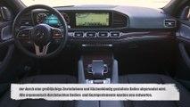 Der neue Mercedes-Benz GLE 400 d 4MATIC Interieur Design in Diamantweiß