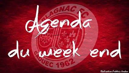 Agenda du week-end 24 novembre