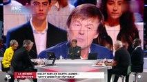 """Le monde de Macron : Selon Nicolas Hulot, """"la crise des gilets jaunes était évitable"""" - 23/11"""