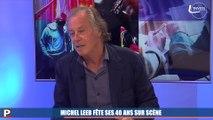 L'invité vidéo : Michel Leeb fête ses 40 ans de carrière