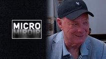 Micro miroir - Les passants vont-ils reconnaître Herbert Léonard ?