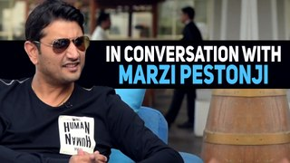 In Conversation With Marzi Pestonji