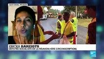"""Mouvement des """"gilets jaunes"""" : l'île de la Réunion au ralenti"""
