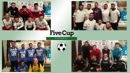 FIVE CUP