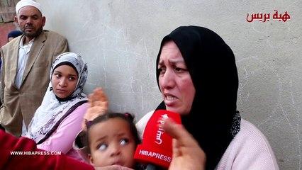 بالدموع أم تحكي تفاصيل قتل ابنها بسبب رفضها شهادة الزور في قضية أغتصاب