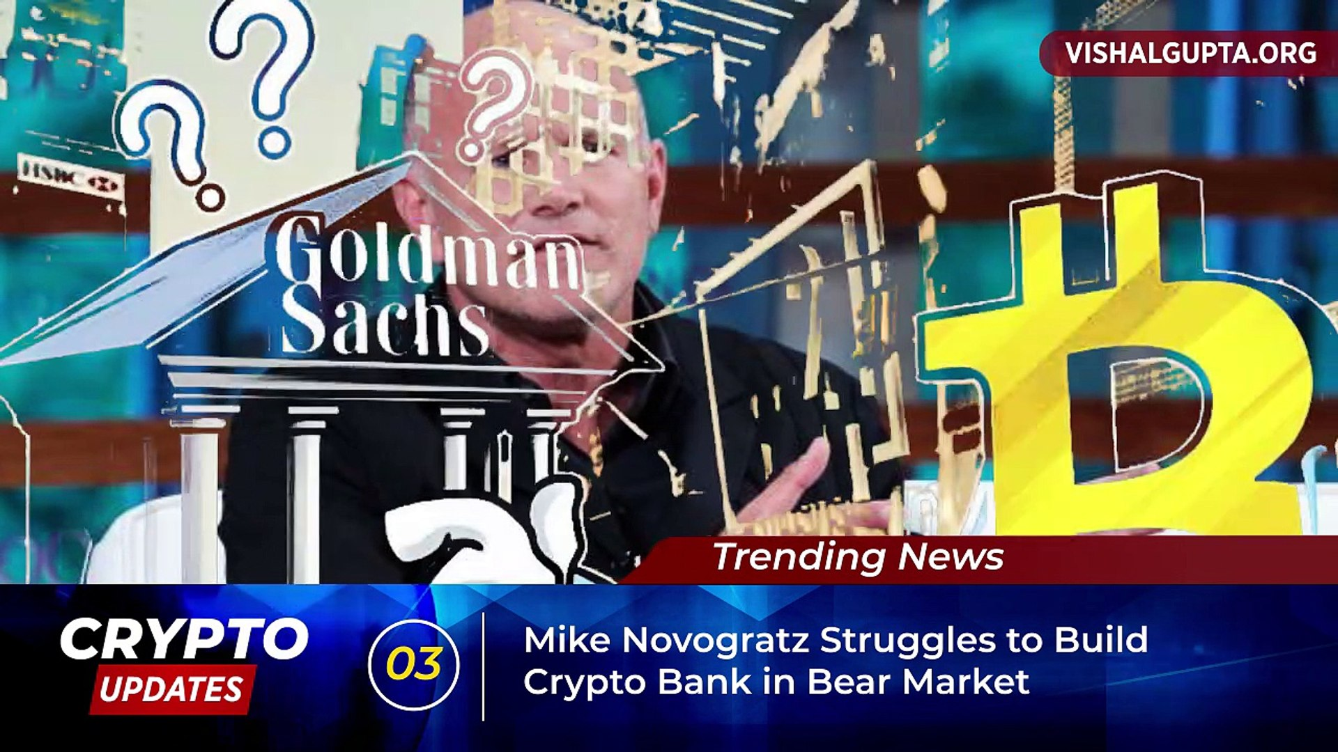 Crypto Updates #57 - China Crypto Miners, BTC Hodlers, Mike Novogratz, US Investors, BCH Ticker