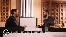 Le Gros Journal de Ibrahim Maalouf la grosse leçon d'impro