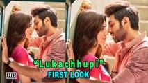 "Kriti Sanon and Kartik Aaryan's film ""Lukachhupi"" , FIRST LOOK OUT!!"
