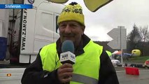 Gilets jaunes/ jour7:  Une dizaine de blocages dans les Alpes du Sud, des points de pénurie et des entreprises qui disent leur ras le bol. Ambiance dans le 04