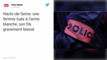 Hauts-de-Seine. Une femme tuée à l'arme blanche, son fils gravement blessé.