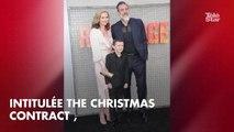 VIDEO. Les Frères Scott : Hilarie Burton film son compagnon Jeffrey Dean Morgan devant son téléfilm de Noël