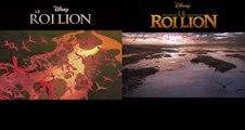 Le Roi Lion (1994) vs Le Roi Lion (2019) - Première bande annonce